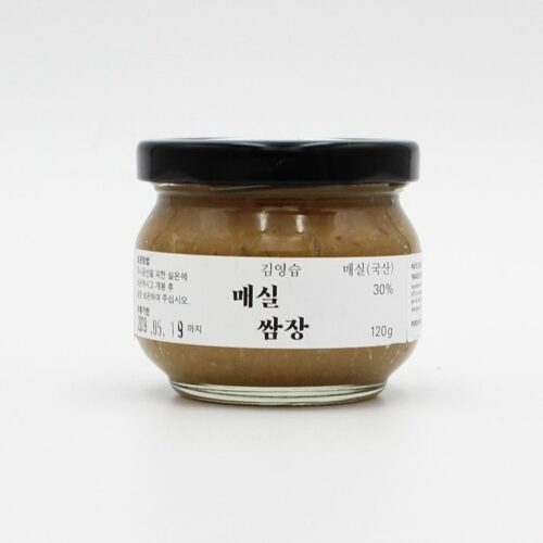 Myeongin Myeongchon Plum Soybean Paste