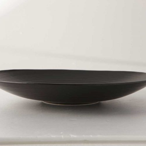 Atypical bowl 29 Matt Black KwangJuYo