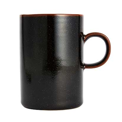 Brunch Mug Black