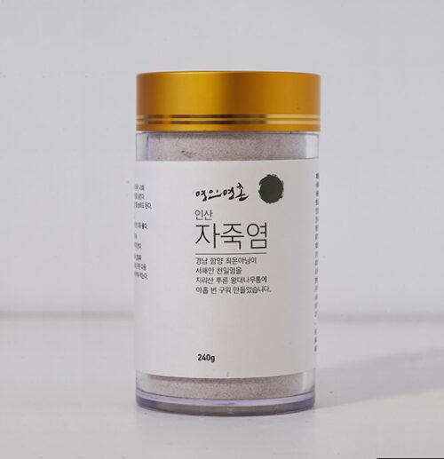 Myeongin Myeongchon Bamboo Salt