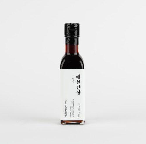 Myeongin Myeongchon Plum Soy Sauce