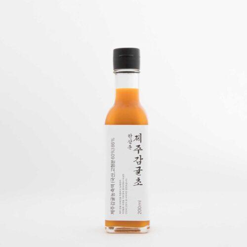 Myeongin Myeongchon Jeju mandarin sauce