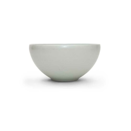 Bowl 17 Matt White KwangJuYo